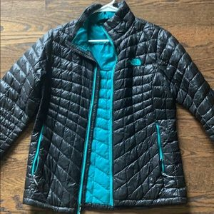 Women's North Face Thermo Ball jacket